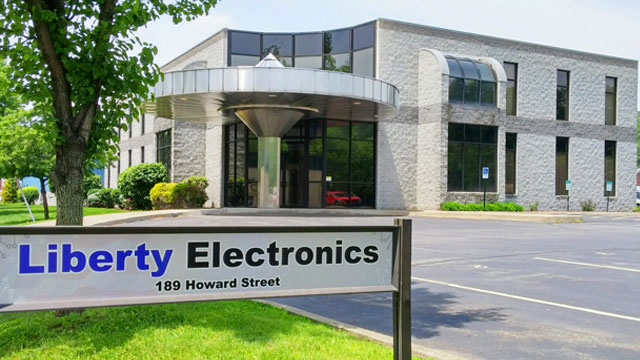 Liberty Area 1 Building1 | About, Liberty Electronics®