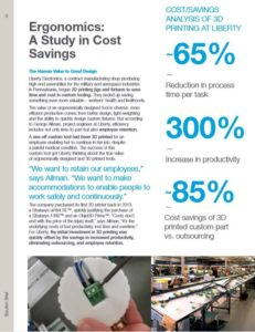 Ergonomics Study in Cost Savings Liberty Electronics 2018 231x300 | Ergonomics Cost Savings Study, Liberty Electronics®