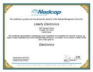 cert 1 | Rapid Prototyping, Liberty Electronics®