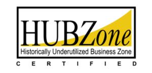 HUBZone Certified 300x144 | Home, Liberty Electronics®